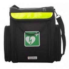 AED draagtas