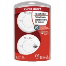First Alert Rookmelder SA702CE Duo-pack